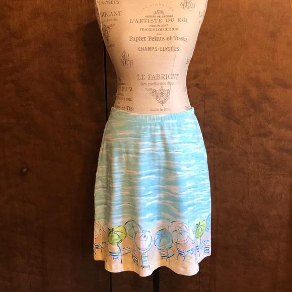 52a47258b6 J. Jill Skirts | Sale J Jill Beach Skirt With Pockets | Poshmark